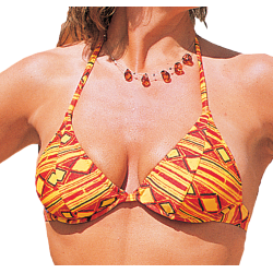Inca Red underwired top