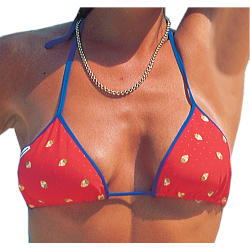 Medium Strawberry string...